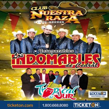 LOS INDOMABLES & TROPICAL DEL SUR