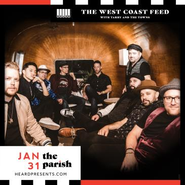 The West Coast Feed with Tarry and the Towns-img