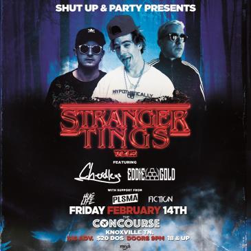 Stranger Tings Tour: Cherdleys & Eddie Gold: Main Image
