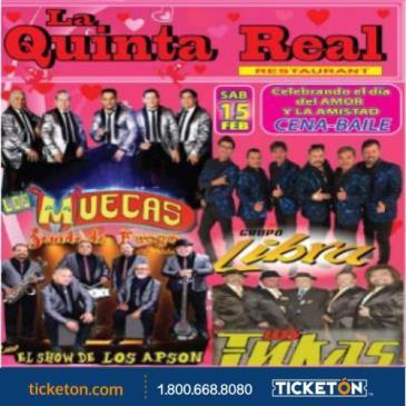 LOS MUECAS: Main Image