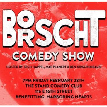 Borscht: A comedy show for good!-img