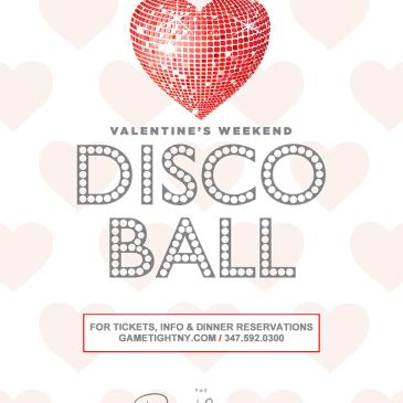 Ravel Penthouse 808 Valentine's Day Disco Ball 2020-img