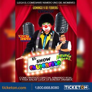 EL SHOW DE CHUPONCITO: Main Image