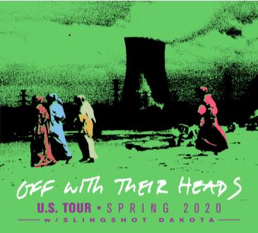 "Off With Their Heads ""Be Good Tour"" (Canceled): Main Image"