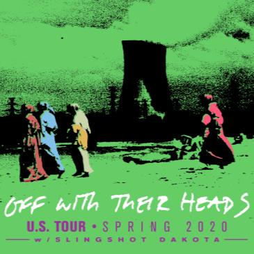 "Off With Their Heads ""Be Good Tour""-img"