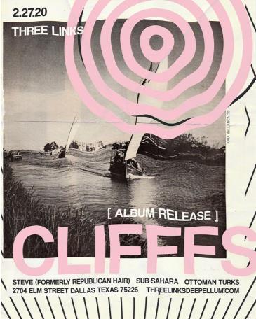 Clifffs (album release), Steve: