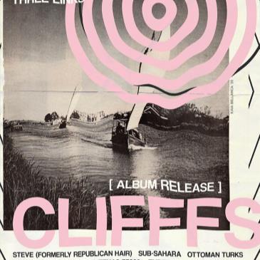 Clifffs (album release), Steve-img