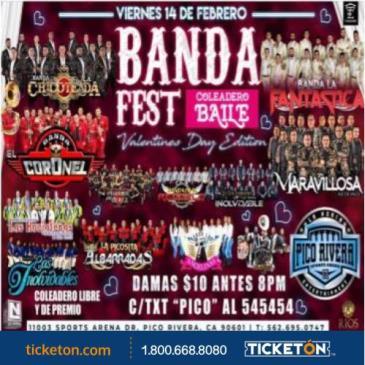BANDA FEST / COLEADERO BAILE: Main Image