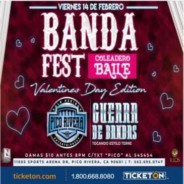 BANDA FEST / COLEADERO BAILE