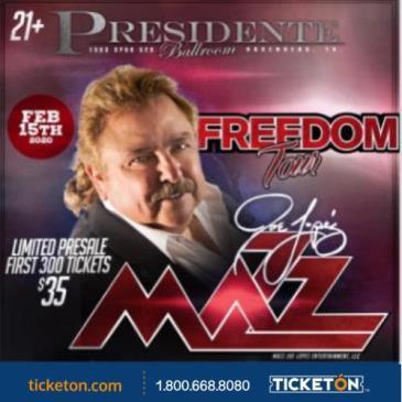 JOE LOPEZ MAZZ Y GRUPO XCLUZIVO: Main Image