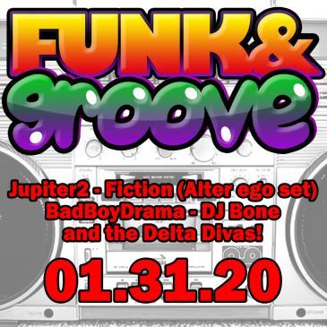 Funk & Groove: Main Image