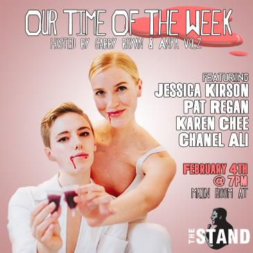 Our Time Of The Week! Stand-Up Comedy Show: Main Image