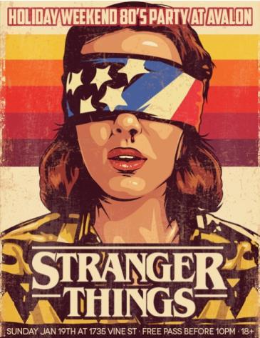 Stranger Things 80s Night: Main Image