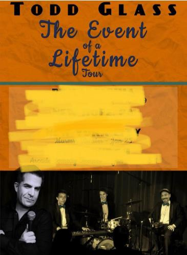 Todd Glass - The Event of a Lifetime (Canceled): Main Image