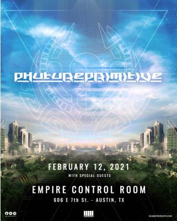 Phutureprimitive - Postponed: New Date TBA: Main Image