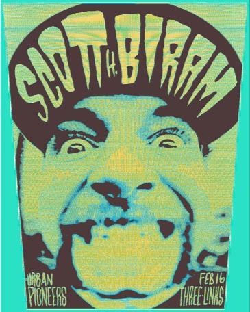 Scott H Biram: Main Image