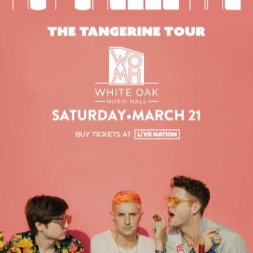 Hot Chelle Rae - The Tangerine Tour-img