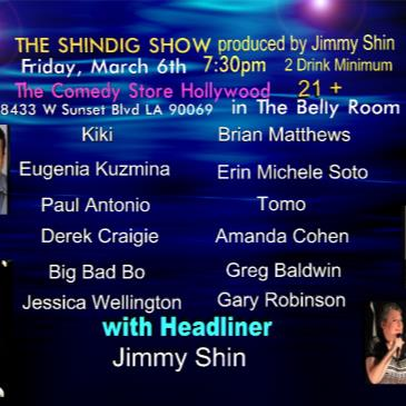 The Shindig Show with Jimmy Shin-img