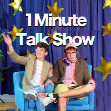 1MTS Presents: Comedy Minute Talk Show!: Main Image