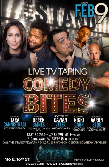 Comedy Bites!: Main Image