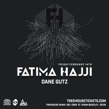 Fatima Hajji @ Treehouse Miami-img