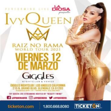 POSTPONED IVY QUEEN: Main Image
