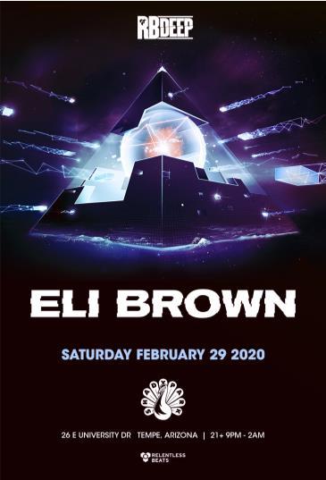 Eli Brown: Main Image