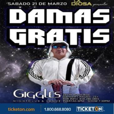 DAMAS GRATIS: Main Image