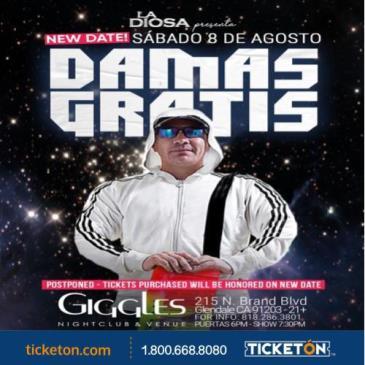 DAMAS GRATIS