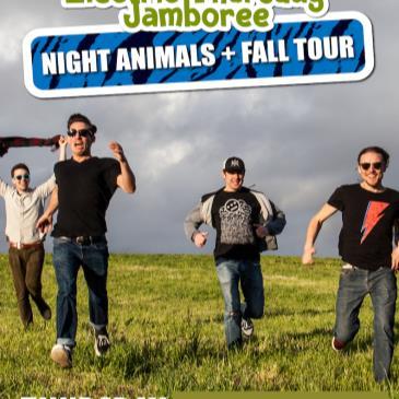 Electric Thursday Jamboree - NIGHT ANIMALS + FALL TOUR-img