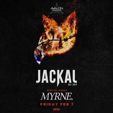 JACKAL + SPECIAL GUEST: MYRNE.-img