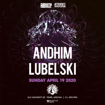 Postponed - Andhim + Lubelski: Main Image