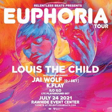 Louis The Child: Euphoria Tour: