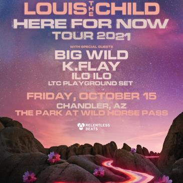 Louis The Child: Here for Now Tour: Main Image