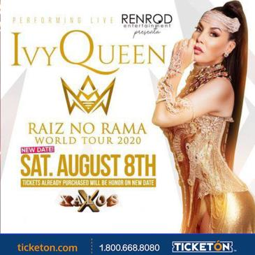POSTPONED-IVY QUEEN EN ANAHEIM