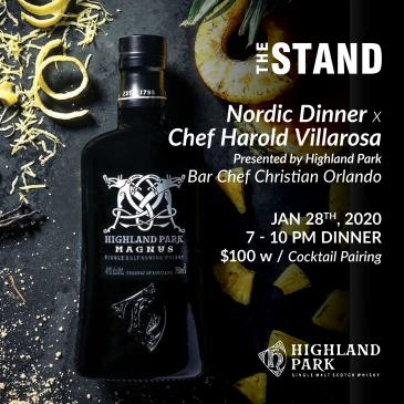 Chef Series: Nordic Dinner Presented by Highland Park-img