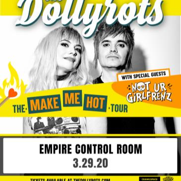 The Dollyrots: Make Me Hot Tour with Not Ur Girlfrenz-img
