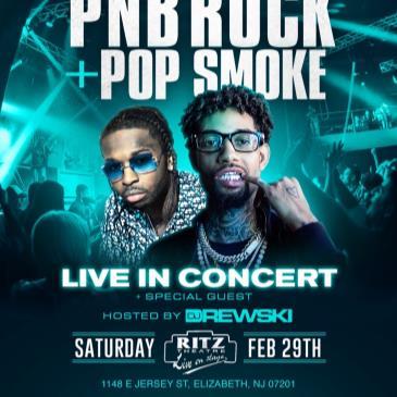 PNB Rock, Pop Smoke, & Friends Live-img