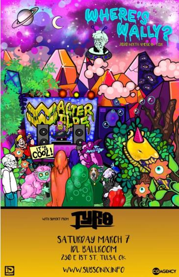 Walter Wilde and Tyro - IDL Ballroom (Tulsa): Main Image