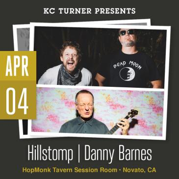 CANCELLED: Hillstomp | Danny Barnes: Main Image