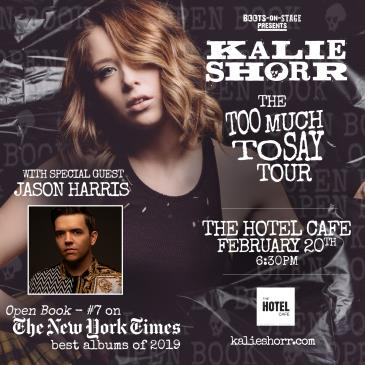 Boots On Stage Presents: Kalie Shorr-img