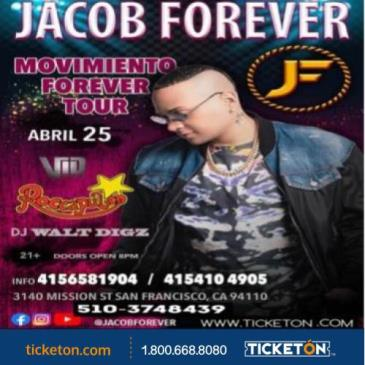JACOB FOREVER: Main Image