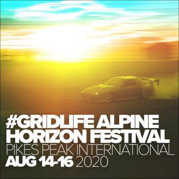 GRIDLIFE - Alpine Horizon Festival: Main Image