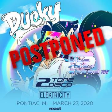 DUCKY - POSTPONED: Main Image