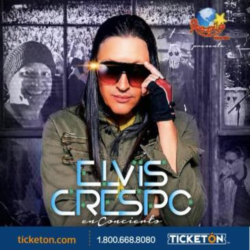 ELVIS CRESPO: Main Image