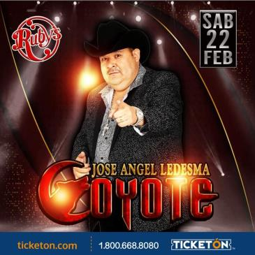 "JOSE ANGEL LEDESMA ""EL COYOTE"": Main Image"