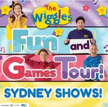 The Wiggles - 10.00am: Main Image