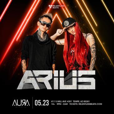 Postponed - Arius: Main Image
