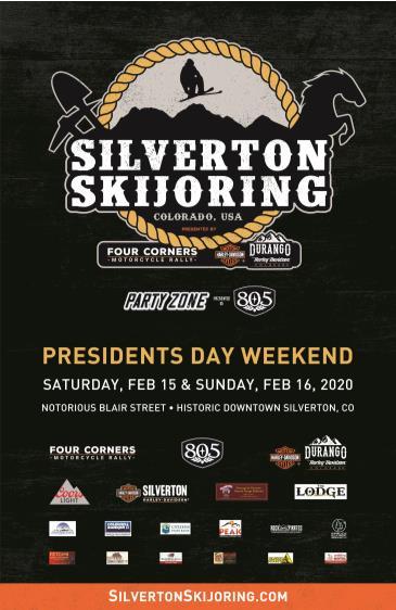 Silverton Skijoring: Main Image