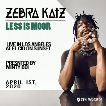 Zebra Katz in Los Angeles: Main Image